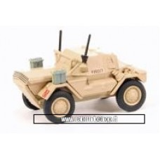 Oxford Dingo Scout Car 5th RTR Armoured BrG. Libya 1942 1/76