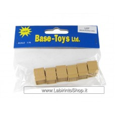 Base Toys L07 Medium Packing Cases