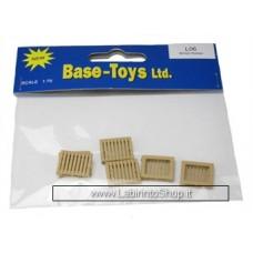Base Toys L06 British pallets x6