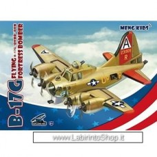 Meng B17g Flying Fortress Bomber