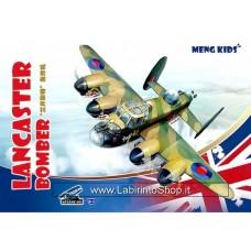 Meng Lancaster Bomber