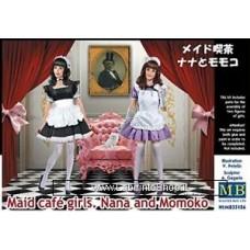 Masterbox - 1/35 - Maid Cafe Girls - Nana and Momoko