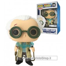 Funko POP! - Movies - Back To The Future - Dr Emmett Brown