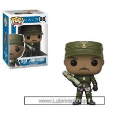 Funko POP! - Halo - Sgt Johnson