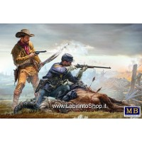 Masterbox 1:35 - Indian Wars Series - Final Stand MB35191