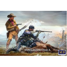 Masterbox 1:35 - Indian Wars Series - Scale Final Stand MB35191