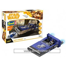Revell - Star Wars Solo: Han Speeder - Model Kit