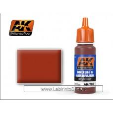 AK Interactive ak-708 Dark Rust