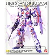 RX-0 Unicorn Gundam Ver.Ka (MG) (Gundam Model Kits)
