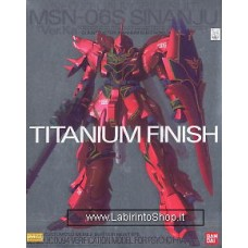 MSN-06S Sinanju Ver.Ka Titanium Finish (MG) (Gundam Model Kits)