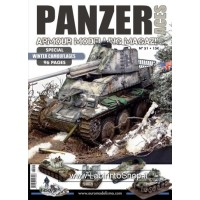 Panzer Aces Magazine 51 - Winter Camouflages Special 96 Pages - English