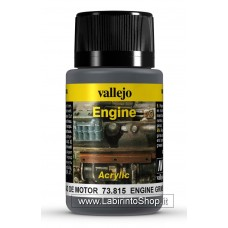 Vallejo Weathering Effects 73.815 Engine Grime 40 ml