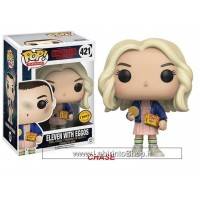 Pop! TV: Stranger Things - Eleven With Eggos Chase Limited Edition