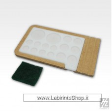 Hobby Zone - Acrylic Painting Palette