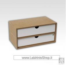 Hobby Zone - Drawers Module x 2 - HZ-OM02b