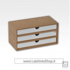 Hobby Zone - Drawers Module x 3 OM02a