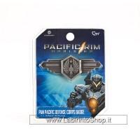 Pacific Rim: Uprising: Badge: Pan Pacific Defense Corp