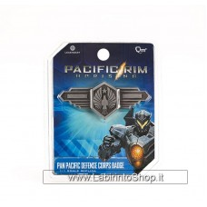Pacific Rim: Uprising: Badge: Pan Pacific Defense Corp