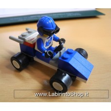 Lego - Set with Minifigure 02