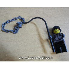 Lego - Minifigure with Chain