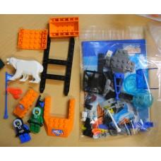Lego - Artic - Parti Varie - Con Istruzioni per 6586