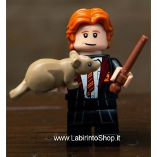 Lego - Minigures serie Harry Potter - Ron Weasley in School Robes