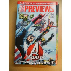 Marvel - Prewiews 16 - 2014