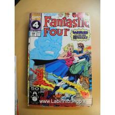 Marvel Comics - Fantastic Four - September 1991