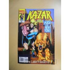 Marvel Comics - Ka-zar - 17 - in spagnolo