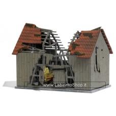Busch HO 1405 - Dilapidated Barn