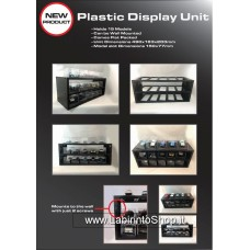 Plastic Display Unit