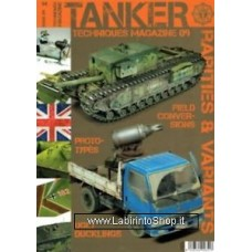 Tanker Techniques 9. Rarities & Variations. AK Interactive Book