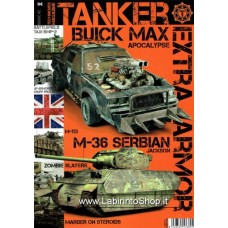 Tanker Techniques 2  Extra Armor AK Interactive Book