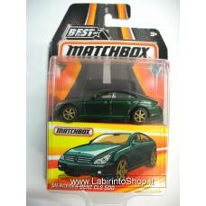 Matchbox Cars Of The World Mercedes-benz CLS 500