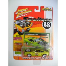 Johnny Lighting Street Freaks Limited Edition 1976 Ford Mustang II Cobra n. 3