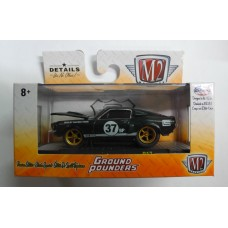 M2 Machines 1/64 Ground Pounders 1967 Shelby G.T. 500