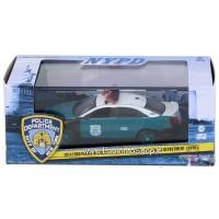 Greenlight 1:43 2014 Ford Interceptor Sedan New York City Police Department