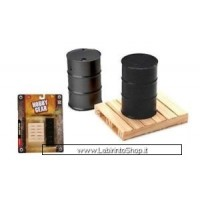 Phoenix Toys Hobby Gear Die-Cast Pallets and Drums 1:24 Scale