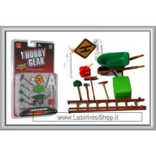 Phoenix Toys Hobby Gear Die-Cast Landscaping Series 1 1:24 Scale