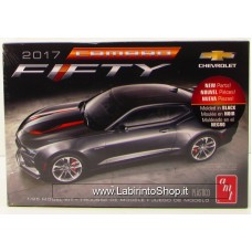 AMT 2017 Chevrolet Camaro Fifty 1/25 Model Kit