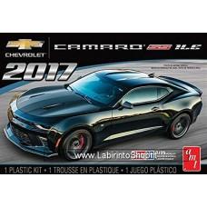 AMT 2017 Chevrolet Camaro SS 1Le Snap-kit 1/25 Model Kit