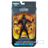 Marvel Legends Series Action Figures 15 cm Black Panther 2018 Black Panther