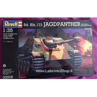 Revell 03009 - Sd.Kfz.173 JAGDPANTHER Late Version Command Vehicle 1/35