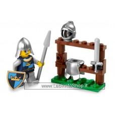 Lego Kingdoms 5615 - Set Completo Aperto Con istruzioni - senza scatola