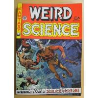 001 Edizioni - Weird Science - N. 3