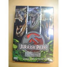Jurassic Park La Trilogia - DVD