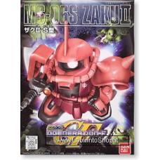 Zaku II S (SD) (Gundam Model Kits)