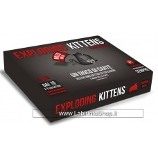 Exploding Kittens VM18 - Edizione Italiana