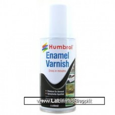 Humbrol Acrylic Varnish Satin 135 Paint Model Kit 150ml