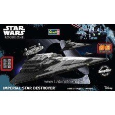 Revell Star Wars Build & Play Imperial Star Detroyer Light and Sound